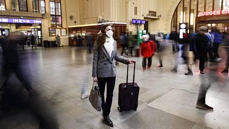 Maakunnissa suositellaan välttämään turhaa matkustamista pääkaupunkiseudulle koronariskin vuoksi.