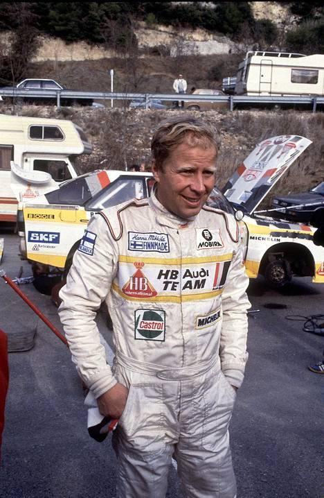 Mikkola Montessa 1986.