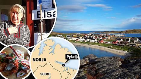 Pohjois-Norjaassa sijtaisevan Pykeijan kylän eli Pikku-Suomen asukkaista suurin osa on suomalaisten jälkeläisiä. Niin myös Elsa Haldorsen.