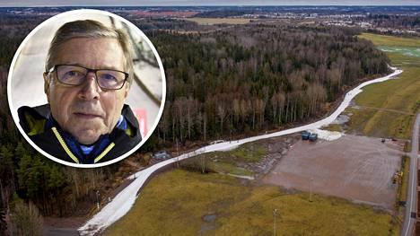 Markku Haapasalmen mukaan Hiihtoliitto toimii nyt katalysaattorina niin lumen tekemiseen ja kuin säilömiseen liittyvissä asioissa.