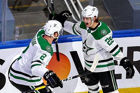 Ennen hattutemppuaan Kiviranta oli tehnyt NHL:ssä tasan yhden maalin.