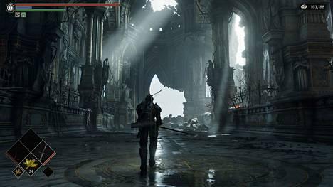 Hyvä pelisuunnittelu ei vanhene. Sen osoittaa PS5:n Demon's Souls, joka onkin sisältä oikeasti PS3-peli. Samalla se tekee pesäeron PS4-aikaan: tässä on selvä sukupolven hyppy peligrafiikassa.
