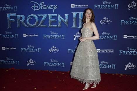 Näyttelijä Evan Rachel Wood.