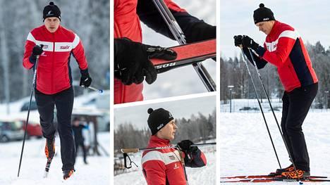 Anssi Pentsinen jakaa kahdeksan vinkkiä, joiden avulla hiihdosta saa ilon irti.