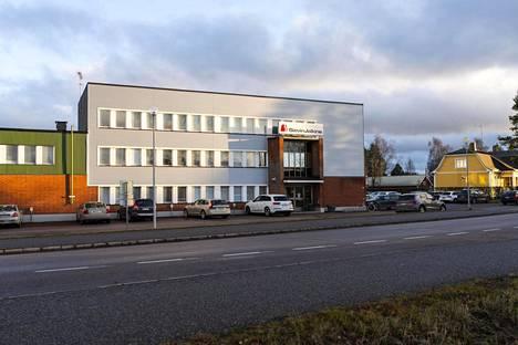 Sievin Jalkine työllistää Sievissä noin 300 henkilöä.