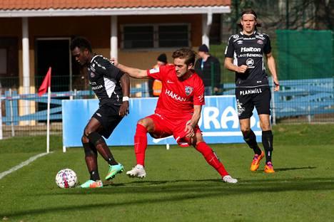 FC Lahti voitti edellisen keskinäisen kohtaamisen 2–0.