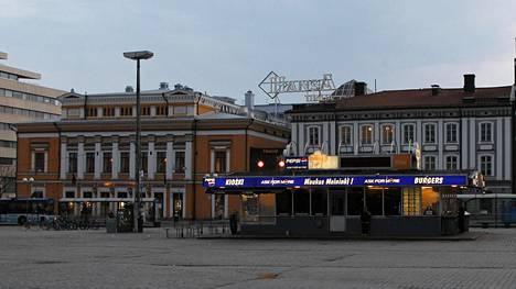 Tampere Joukkotappelu