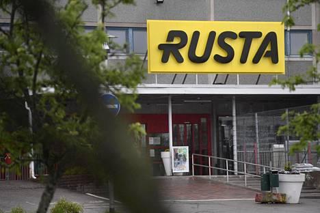 Rustalla on toimintaa kaikissa Pohjoismaissa ja Saksassa.