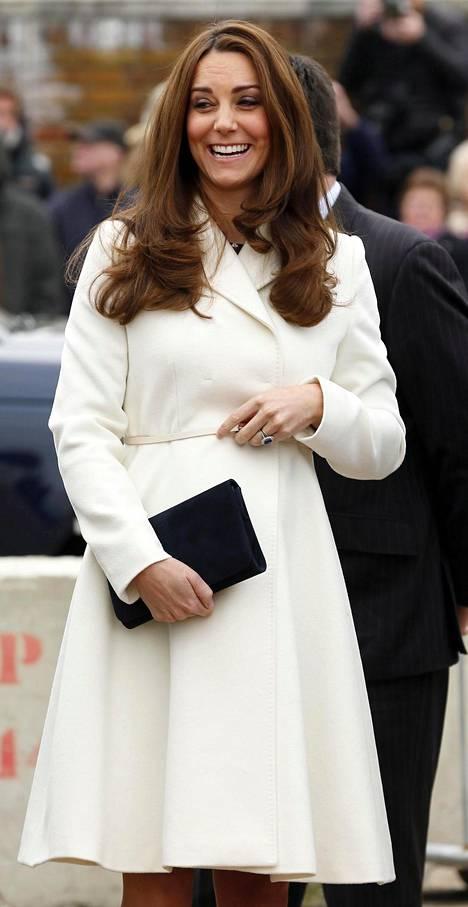 Catherine helmikuussa 2015.