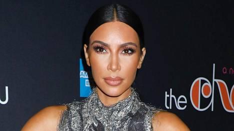 Kim Kardashian on ollut julkisuudessa jo yli 10 vuotta.