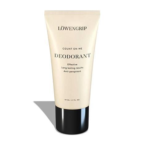 Löwengrip Count On Me Deodorant -antiperspirantti, 12,90 € / 50 ml, mm. Stockmann ja kauneusverkkokaupat.