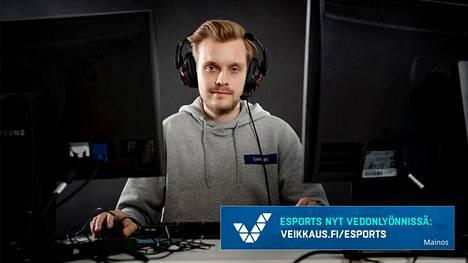 Jesse Vainikka voitti elokuussa Dota 2 -pelin maailmanmestaruuden osana viisihenkistä OG-joukkuetta. Dotalla on yli 10 miljoonaa kuukausittaista pelaajaa.