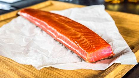 Ajatus umami-kalasta tuli Japanista.