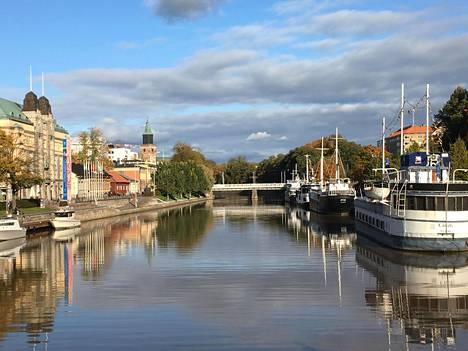 Turku on hyvä viikonloppukohde nautiskelijalle.