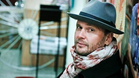 Antti Jokinen Helsingissä syyskuussa 2012.