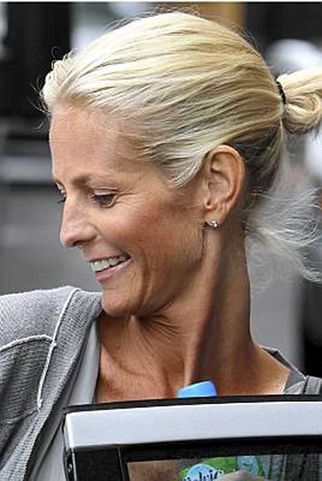 Ulrika Jonsson on hälyttävän laiha.