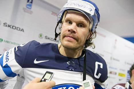 Jokinen oli mukana kevään 2014 MM-kisoissa.