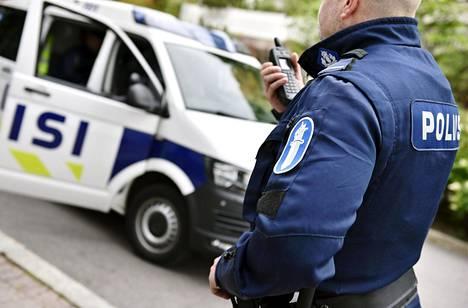 Maskin käyttö jää poliisin valvottavaksi.