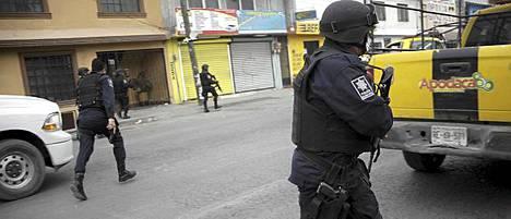Meksikon huumesodassa on kuollut yli 50 000 ihmistä viiden vuoden aikana.