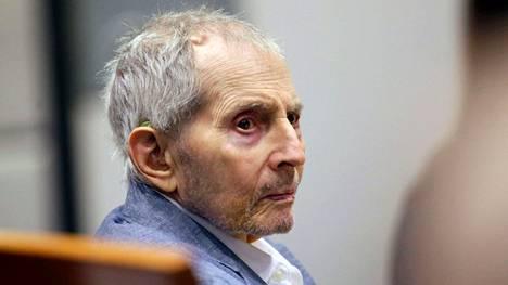 Robert Durstia syytetään ensimmäisen vaimonsa murhasta.