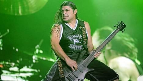 Robert Trujillon mielestä Metallica on nyt parempi bändi kuin ennen.