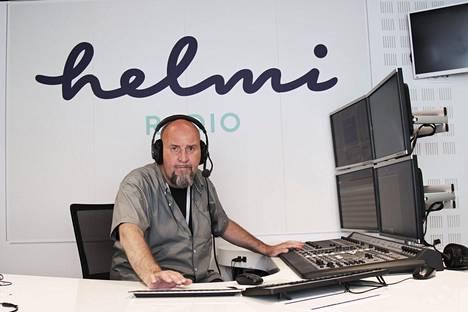 Ile Jokinen on radioalan rautainen ammattilainen.