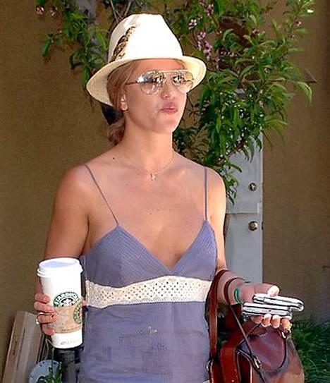 Britney Spearsin uusi olemus puhuttaa.