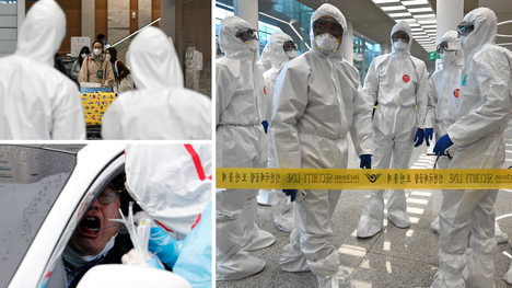 Etelä-Korea on luottanut epidemian ratkaisussa tukahduttamiseen.