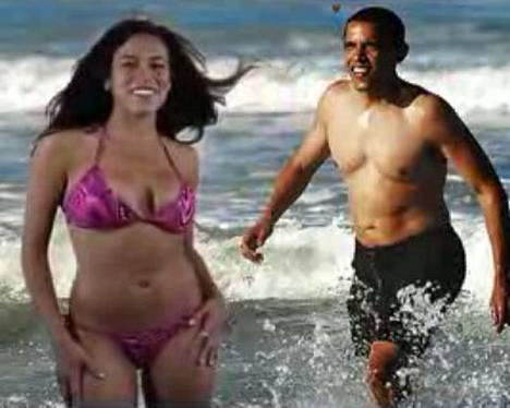 Youtubessa leviävästä Barack Obama -musiikkivideosta on tullut verkossa valtava hitti.