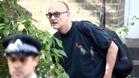 Poliisin mukaan Dominic Cummings syyllistyi vähäiseen rikkomukseen.
