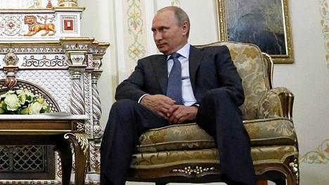 Amerikkalaisprofessorin mukaan Venäjän presidentin Vladimir Putinin motiivit ymmärretään lännessä väärin.