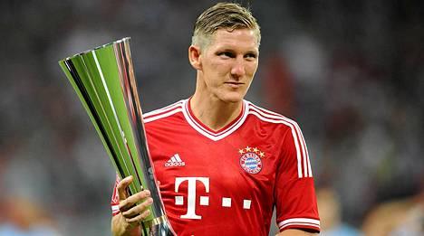 Bastian Schweinsteiger on kuulunut jo vuosia Bayern Münchenin avainpelaajiin.