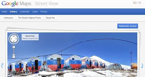 Jos huono sää yllättää Elbrusin huipulla, siellä voi mennä suojaan majoihin, jotka on tehty vanhoista dieselöljysäiliöistä.