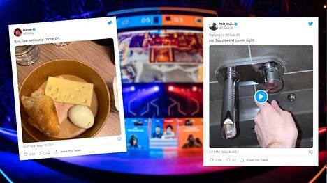 Rainbow Sixin MM-kisahotellista on riittänyt puhetta sosiaalisessa mediassa.