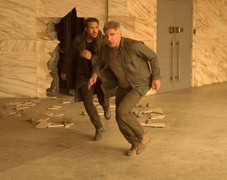 Harrison Ford nähdään myös tuoreessa Blade Runner -elokuvassa.