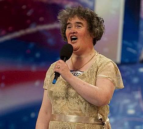 Susan Boylen väitetään suuttuneen kanssakilpailijansa saamista kehuista.