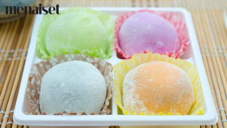 Mochi-iho on nimetty japanilaisten mochi-riisikakkujen ja niistä valmistettujen jälkiruokien mukaan. Japanilaisten mielestä kasvot saisivat muistuttaa pyöreitä ja pulleita herkkuja.