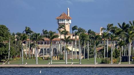Donald Trumpin omistamassa Mar-a-Lagon kartanossa toimii rikkaille suunnattu yksityisklubi.
