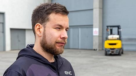 """Aleksi """"allu"""" Jalli, 28, on Suomen tunnetuin ja menestynein CS-pelaaja."""