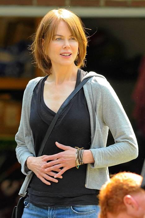 Nicole Kidman taviksena.