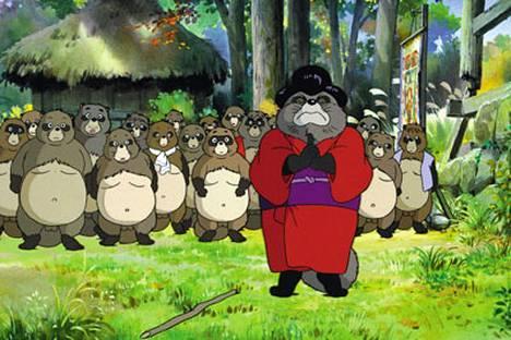 Pom Poko: käsikirjoitus Hayao Miyazaki, ohjaus Isao Takahata - TV ...