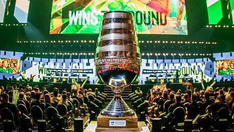 ESL:n järjestämä ESL One Rio Major -arvoturnaus on tarkoitus pelata marraskuussa. Kuva ESL One Cologne -suurturnauksesta.