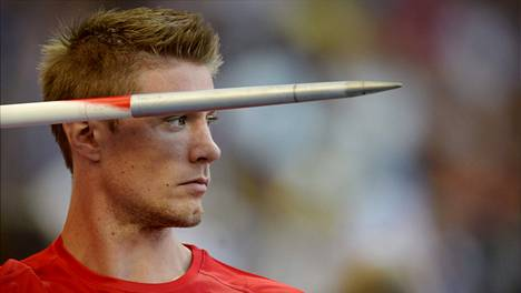 Andreas Thorkildsen ei kuntoutunut täksi kesäksi.