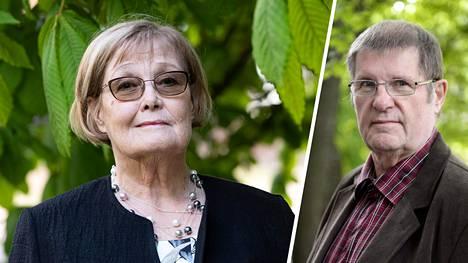 Fredin leskeksi jäänyt Eva-Riitta Siitonen puhuu ensimmäistä kertaa miehestään tämän kuoleman jälkeen.