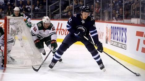 Kristian Vesalaisen ei tarvitse enää jahdata uransa ensimmäistä NHL-maalia.