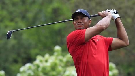 Tiger Woodsille upea voitto Mastersissa – edellinen ykkössija tuli 14 vuotta sitten!