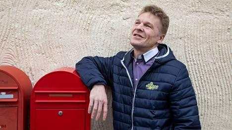 Toni Nieminen on asettunut Helsinkiin. Kuva talvelta 2020.