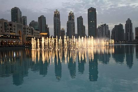 Dubaissa lomailijan kannattaa varautua avaamaan lompakkonsa nyörejä.