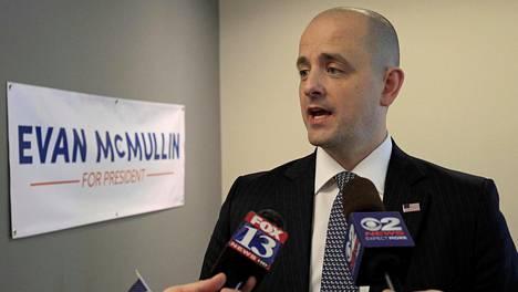 Evan McMullin pärjäsi hyvin mm. Utahin osavaltiossa.