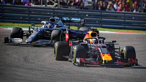 Formula 1 tavoittelee hiilineutraaliutta vuoteen 2030 mennessä.